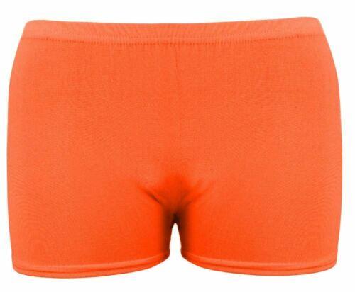 Womens Hot Pants Gym Yoga Shorts Dance Cycle Sports Club Wear Mini Shorts
