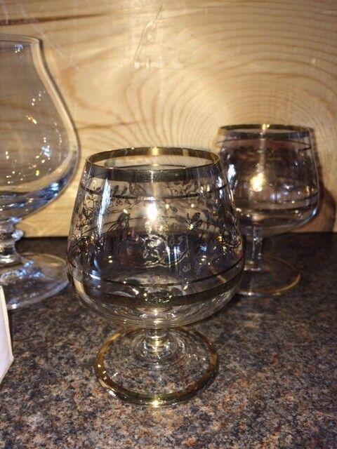 Glas, champagne-, vin- og likørglas