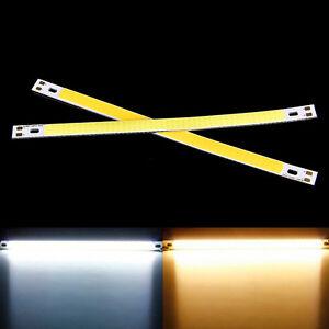 10W 1000LM COB LED Streifen Licht Lampen Warmes Weiß 20 * 1CM 12 ...