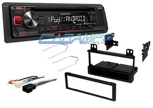 kenwood car stereo cd player with usb aux input radio w. Black Bedroom Furniture Sets. Home Design Ideas