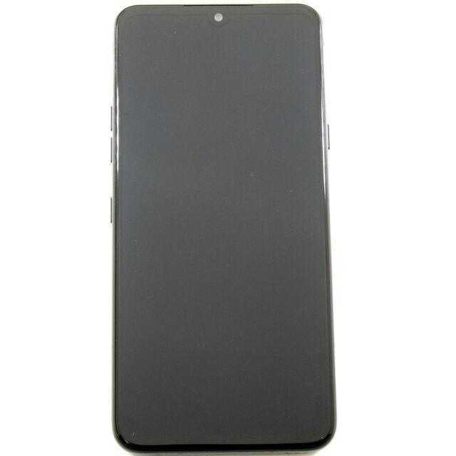 AT&T LG G8x ThinQ - 128GB - Aurora Black - LMG850UM1AAG3BKY