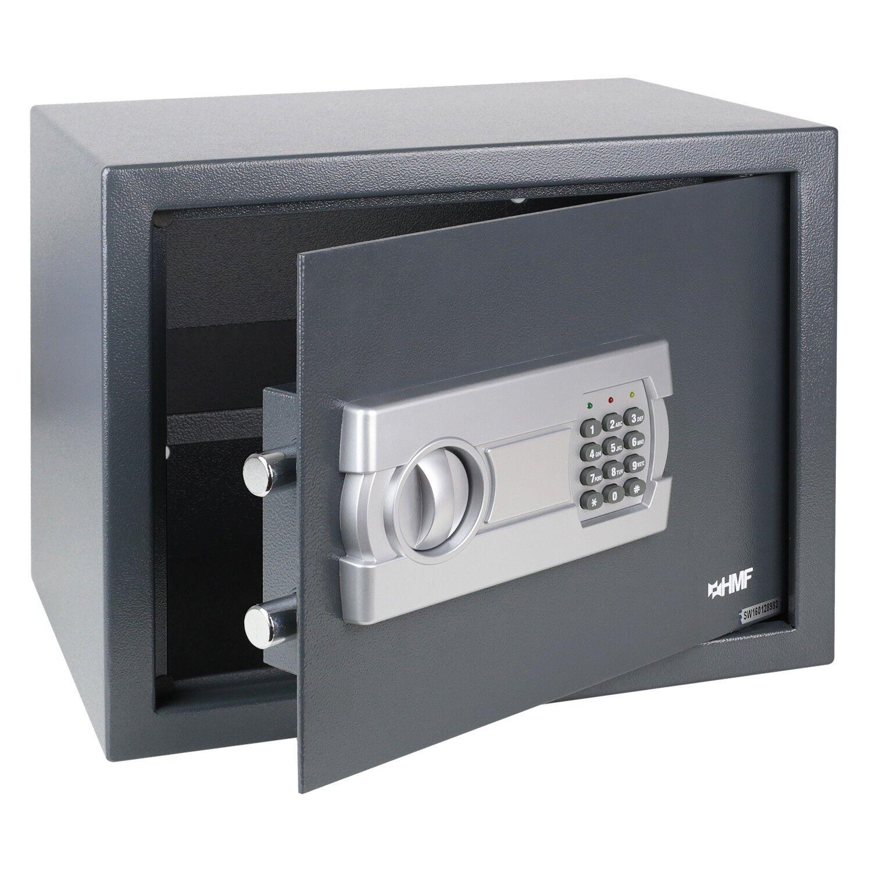 HMF Cassaforte Serratura Elettronica 38 cm Safe  4612312 Safe Sicurezza