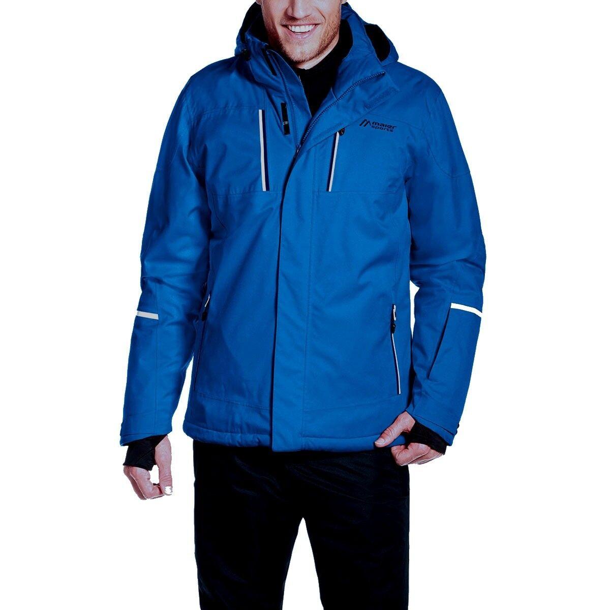 Maier Sports Lupus Skijacke blau