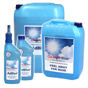 Details about CleanAirBlue AdBlue for BMW Diesel Cars from 1 5L - 1000L