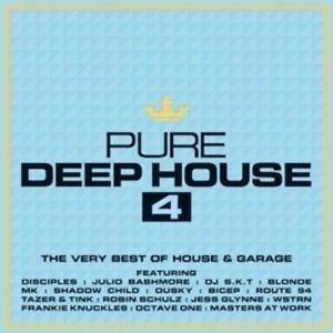 Pure-Deep-House-4-The-Very-Best-of-House-and-Garage-Digipack-CD