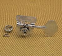 Jbl-200-cr (1) Chrome Vintage 70's Style Cloverleaf Bass Tuner Reversible