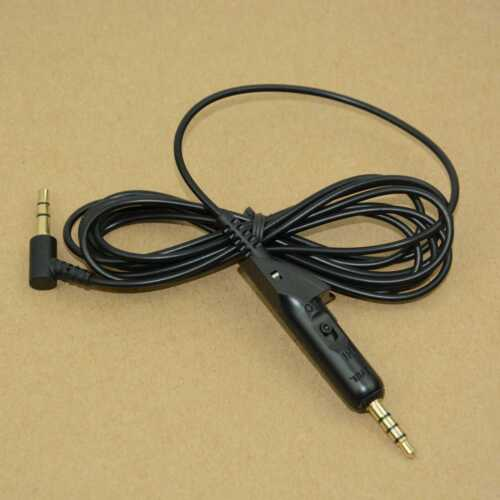 3.5mm Audio Cable Line Cord Microphone headphone line For 15 QC15 Headphones