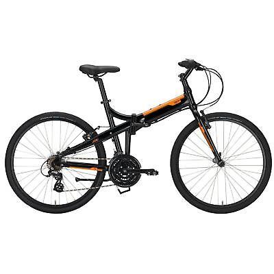 """Tern Bici Joe C21 26"""" 21 Marce Catene Circuito Bicicletta Bici Pieghevole Bicicletta Mtb-g Fahrrad Klapprad Fahrrad Mtb It-it Squisita (In) Esecuzione"""