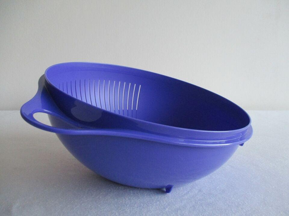 Plastik, Multi Si 3,75 L - Mørkelilla, Tupperware