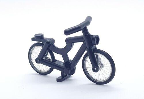 LEGO Fahrrad Bicycle  Bike 4719 schwarz black City Weehl Rad