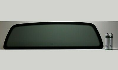 For Nissan Frontier Suzuki Equator Pickup Stationary Back Window Glass Heated