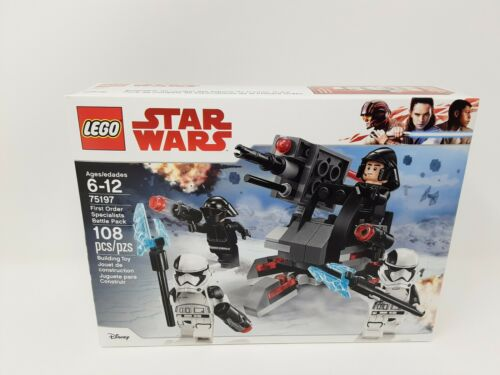 75197 Lego Star Wars Factory Sealed New