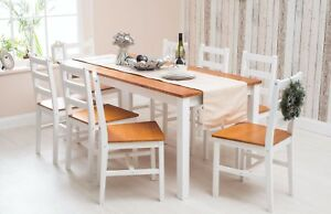 Solid-Pine-Wood-Dining-Table-and-Chair-Set-Kitchen-Dining-Home-Furniture