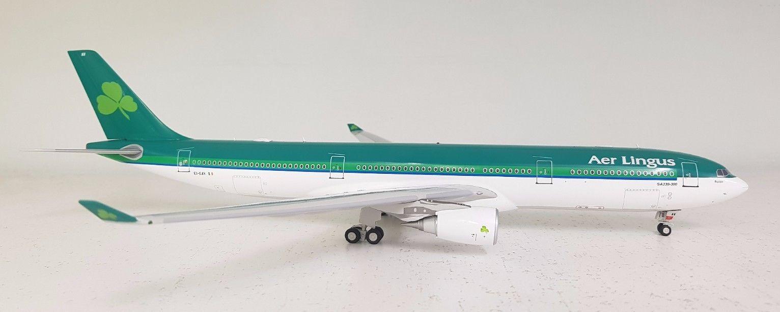 INFLIGHT 200 ifclev 2043 1 200 Aer Lingus A330-300 EI-Eav CON SUPPORTO ESCLUSIVO EDN
