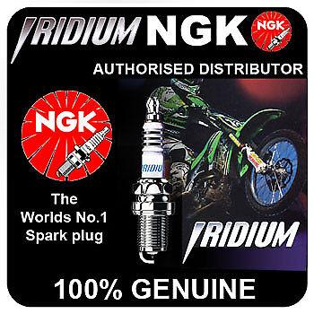 NGK Iridium IX Spark Plug fits PIAGGIO Vespa LX 125 3V 4-S 125 12-/> CR8EIX 421