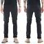 Nudie Men/'s Slim Fit Stretch Jeans Trousers Grim Tim Misty Ridge Black//Grey