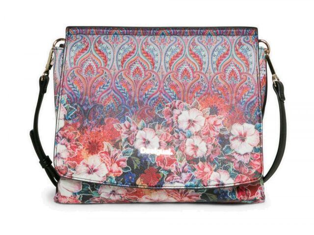5d18be48a6e1 Desigual Cross Body Bag Amberes Freya Purple Potion for sale online ...
