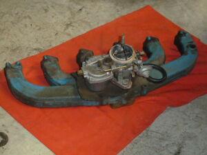 Chrysler-valiant-Hemi-6-245-265-Carter-Carburetor-Model-518-RBS-VG-VH-VJ-VK-CL