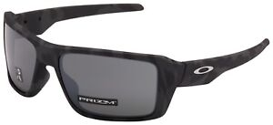 Oakley Double Edge Sunglasses OO9380-2066 Black Camo | Prizm Black Lens | BNIB