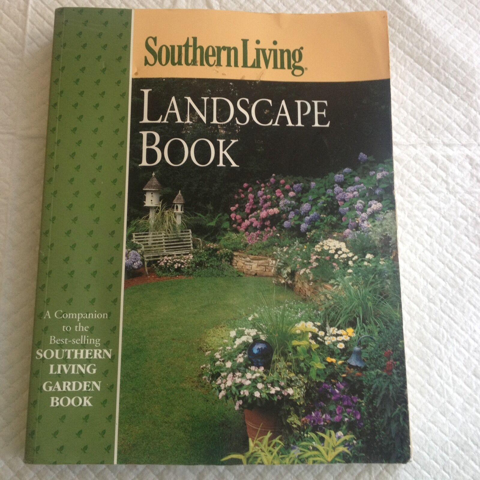 Southern Living Landscape Book (2000, Paperback)   EBay