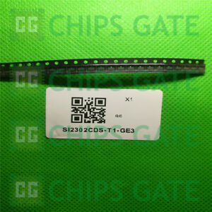 40PCS-VISHAY-SOT-23-SI2302CDS-T1-GE3-N-channel-2-6A20V-MOS-FET