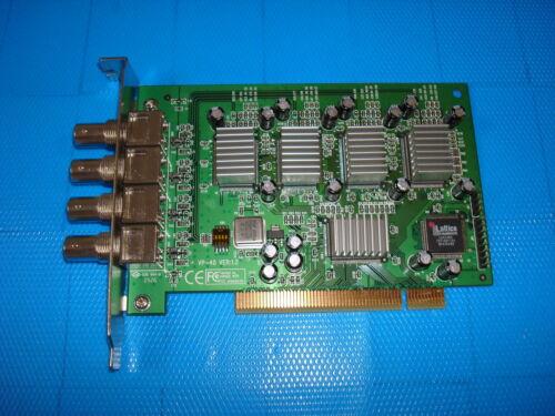 VPON 4-Port DVR Video Capture PC Card VP-40