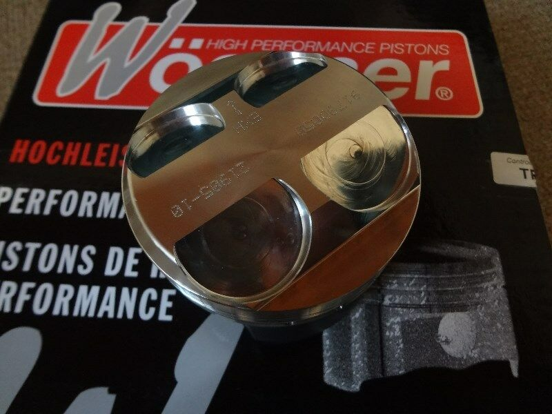 Toyota Wossner Forged Piston Kits / PEC Forged Conrods