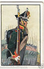 Officer Russia Legion Infantry Prussia Army Napoleon War Uniform IMAGE CARD 30s