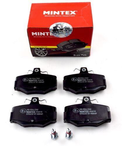 MINTEX REAR AXLE BRAKE PADS FOR FITS NISSAN ALMERA PRIMERA MDB1489 FAST DISPATCH