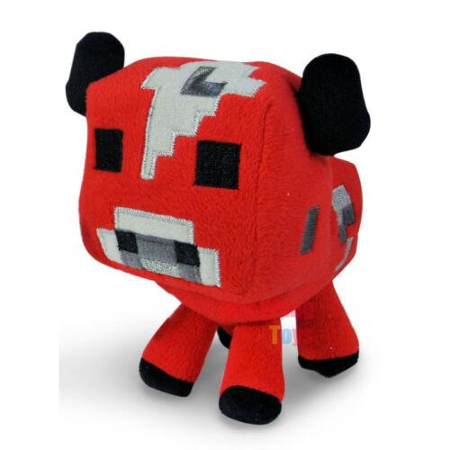 "Red Mooshroom Plush Toys New Soft Toy Doll 6.5/"" USA Shipper"