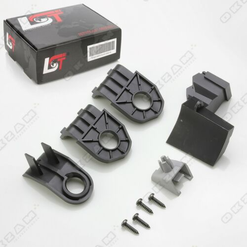 Soporte de Faros Izquierdo Kit de reparación de 9 piezas para Fiat Punto 46803131
