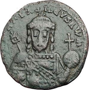 Romanus-I-Lecapenus-920AD-Authentic-Ancient-Medieval-Byzantine-Coin-i64905