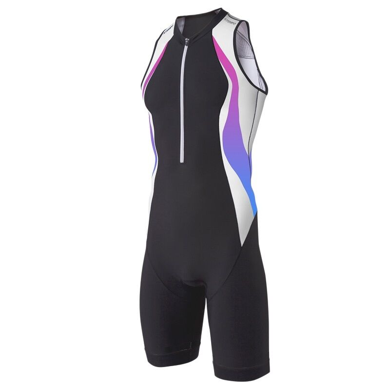 ATEMPO   W's Performance Tri Racesuit Triathlon Cycling New Training ironman