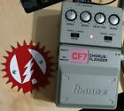 Modify Your Ibanez CF-7 Chorus Flanger Guitar Effects Mod Service (No Pedal)
