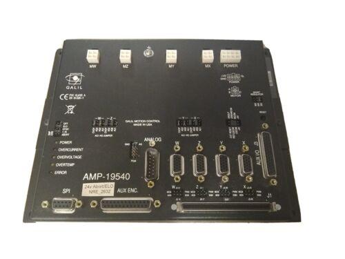 Galil AMP-19540 4-Axis Amplifier Control Board Servo Motor Drive