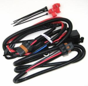 ford f 150 fog light wiring harness 2010 2011 2012 2013 f150 ebay
