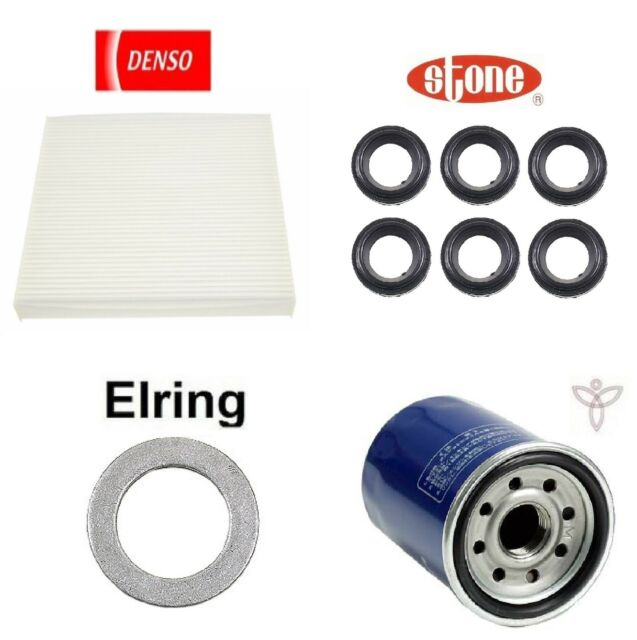 Tune Up Kit Filters Plug Seals Gasket For Honda Accord V6 3 0l 2005