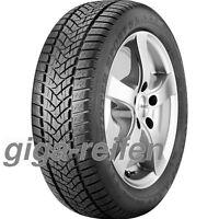4x Winterreifen Dunlop Winter Sport 5 225/55 R17 101V XL BSW M+S