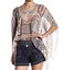 JOHNNY-WAS-Embroidered-NATIVE-DREAMS-Silk-4-LOVE-amp-LIBERTY-Blouse-XS-248 thumbnail 2