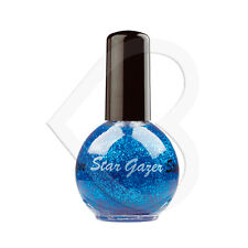Stargazer Nail Polish/Varnish 145 Blue Glitter