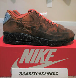 finest selection 67127 9c5b5 Image is loading Nike-Air-Max-90-Mars-Landing-3M-Reflective-