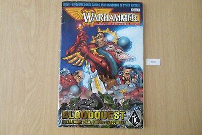 2019 Nuovo Stile Gw Warhammer Mensile-issue 8 1998 Ref:1395-mostra Il Titolo Originale