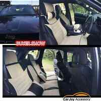 Leather Car Seat Cover Beige Bmw 3 Series 320i 5 Series X1 X3