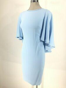 Klein Blu Nuova Calvin Muffin Squisito Embellishe Serene Con Mantella Etichetta F6Uwdq7w