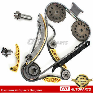 Details about REF# 9-4201S FOR 00-11 2 0 2 2 2 4 GM Timing Chain Kit w/  Balance Shaft Set L61
