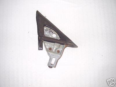 93-02 CAMARO FIREBIRD RH DOOR MIRROR CORNER BRACKET BRACE PASSENGER SIDE