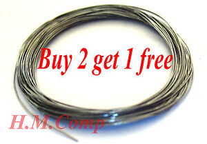 Solder-Wire-Lead-60-40-HQ-Flux-Multicored-Solder-various-Dia-length-DIY-etc