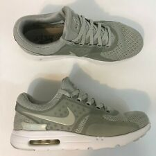 Original Nike Air Max Zero Breathe Pale Grey Trainers 903892 002