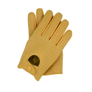 Color : Black, Size : S Mens Genuine Leather Mesh Perforated Driving Motorcycle Gloves Driving Gloves Touchscreen Texting Various style gloves