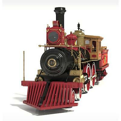 Occre Rogers Union Pacific 119 Wild West Locomotive 1:32 Scale Model Train Kit